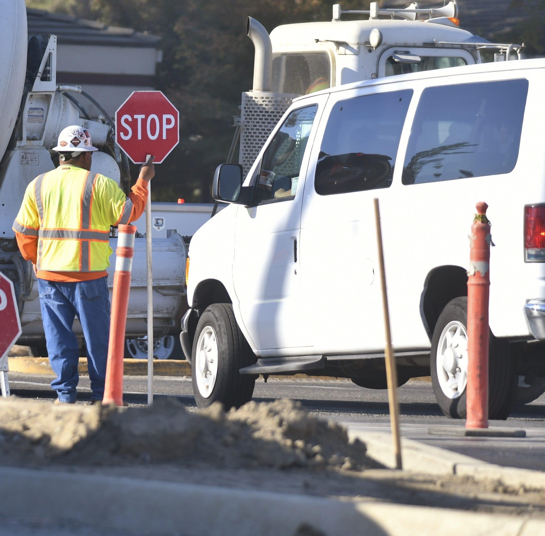 Northwest Visalians rejoice as major construction project nears end