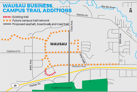 Wausau Business Trail