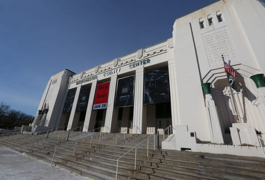 The Westchester County Center was not used for Section 1 basketball championships this season.