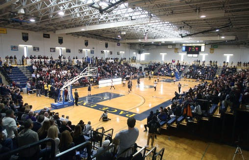Pace University's Goldstein Center will host Section 1's boys and girls basketball championship games for the second straight season.