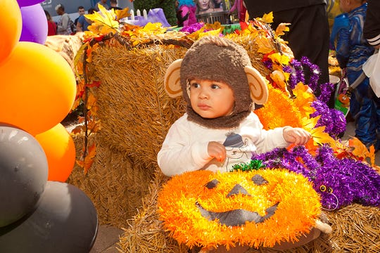Halloween Spooktacular at Cross County Shopping Center.