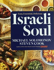 Israeli Soul: Easy, Essential, Delicious is a new cookbook from Philadelphia based restaurateurs Michael Solomonov and Steven Cook. It includes a recipe for 5-Minute Hummus.