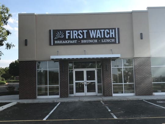 First Watch, a breakfast, brunch and lunch eatery, is expected to open in November in Stanton.