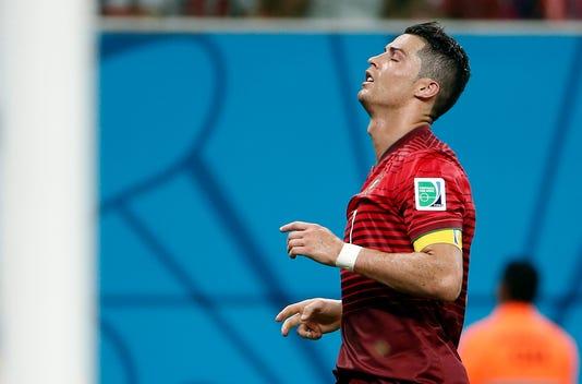Usp Soccer World Cup Usa Vs Portugal S Soc Bra Am