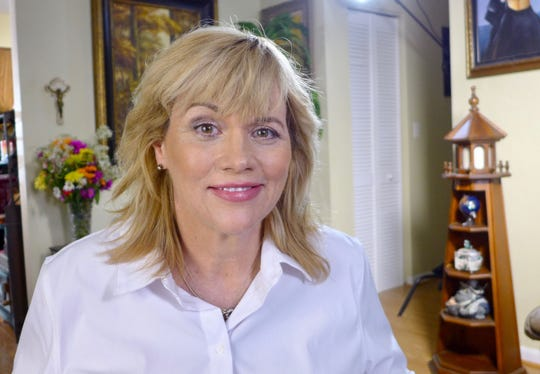 Samantha Markle, half sister of Duchess Meghan of Sussex, the former Meghan Markle, derived from Fox special