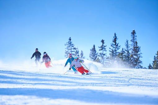 Ski season is ramping up in Colorado.