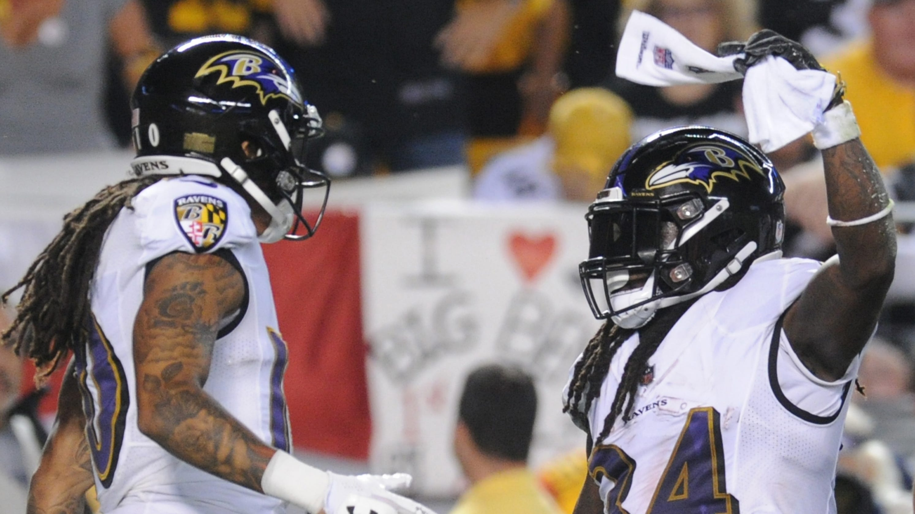 b8f46c28d Baltimore Ravens deliver another stinging loss for Pittsburgh Steelers