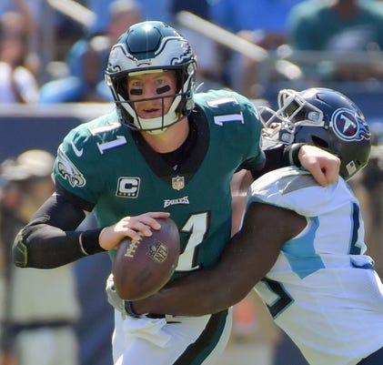004a2cc4cd2 NFL Week 4 winners, losers: Philadelphia Eagles offense is stagnant