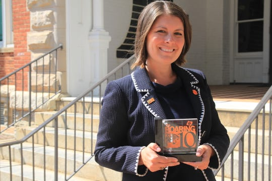 Susan Nunamaker was among this year's Roaring 10 at Clemson.
