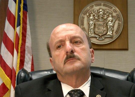 Ocean County Prosecutor Joseph Coronato