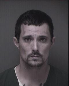 Michael Connett is facing burglary and other charges.