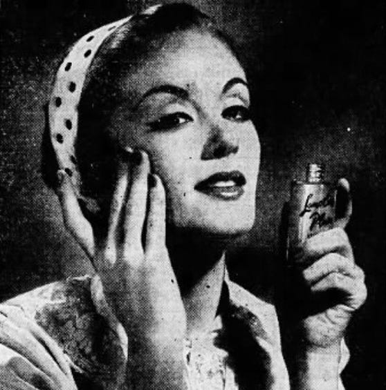 Visiting Our Past: The beauty aid gold rush was a 1950s wave
