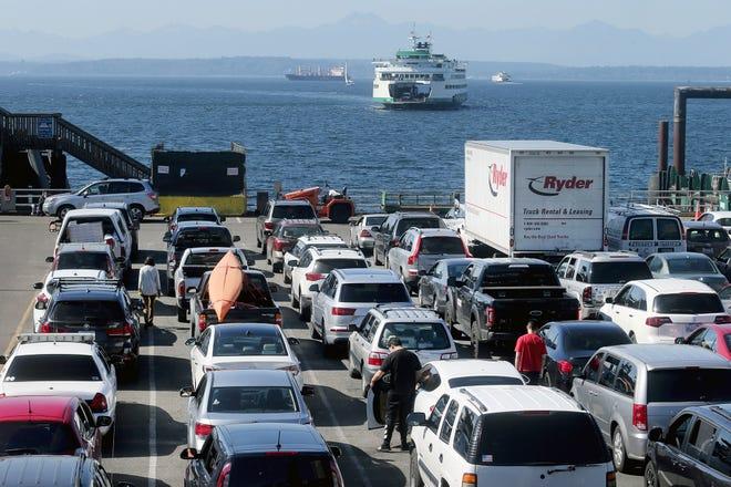 File photo – Colman Dock in Seattle