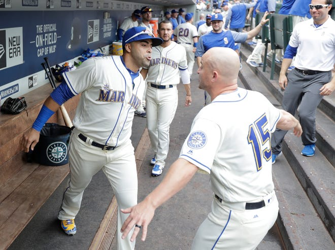 Will Nelson Cruz (left) return to the Mariners? Can Kyle Seager (right) bounce back from his worst season? These are among the questions facing the team this offseason.