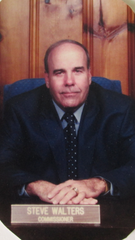 Steve Walter, 2018 incumbent candidate for Melbourne Beach Commissioner at large (3 year term)
