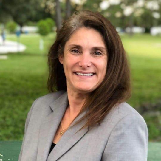 Julie Sanders, 2018 candidate for Melbourne City Council, District 6.