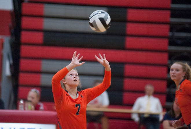 Galion's Kayla Hardy is on pace for one of the all-time greatest careers in the state of Ohio.
