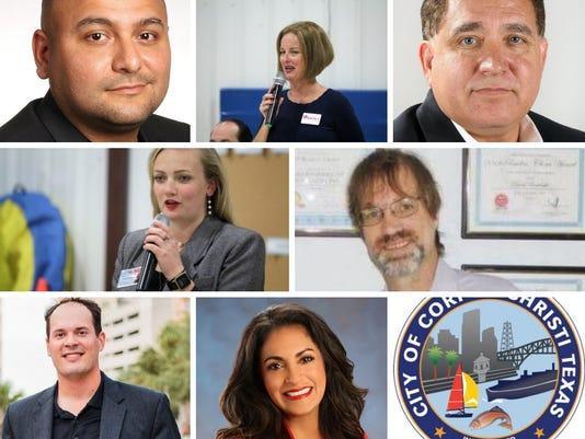 Corpus Christi At Large Candidates 2018