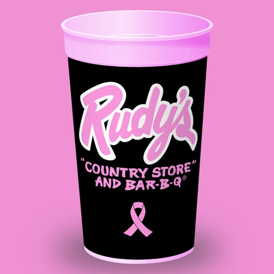 Pink Cup