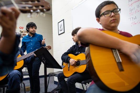 Blind Owls Guitarist Turns To Teaching 2