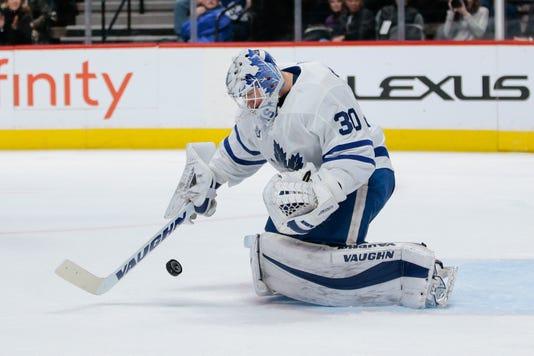 Nhl Toronto Maple Leafs At Colorado Avalanche