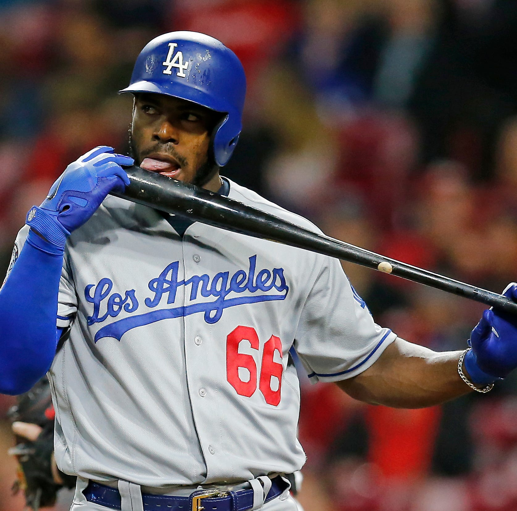 Cincinnati Reds and Los Angeles Dodgers involved in trade talks at Winter Meetings