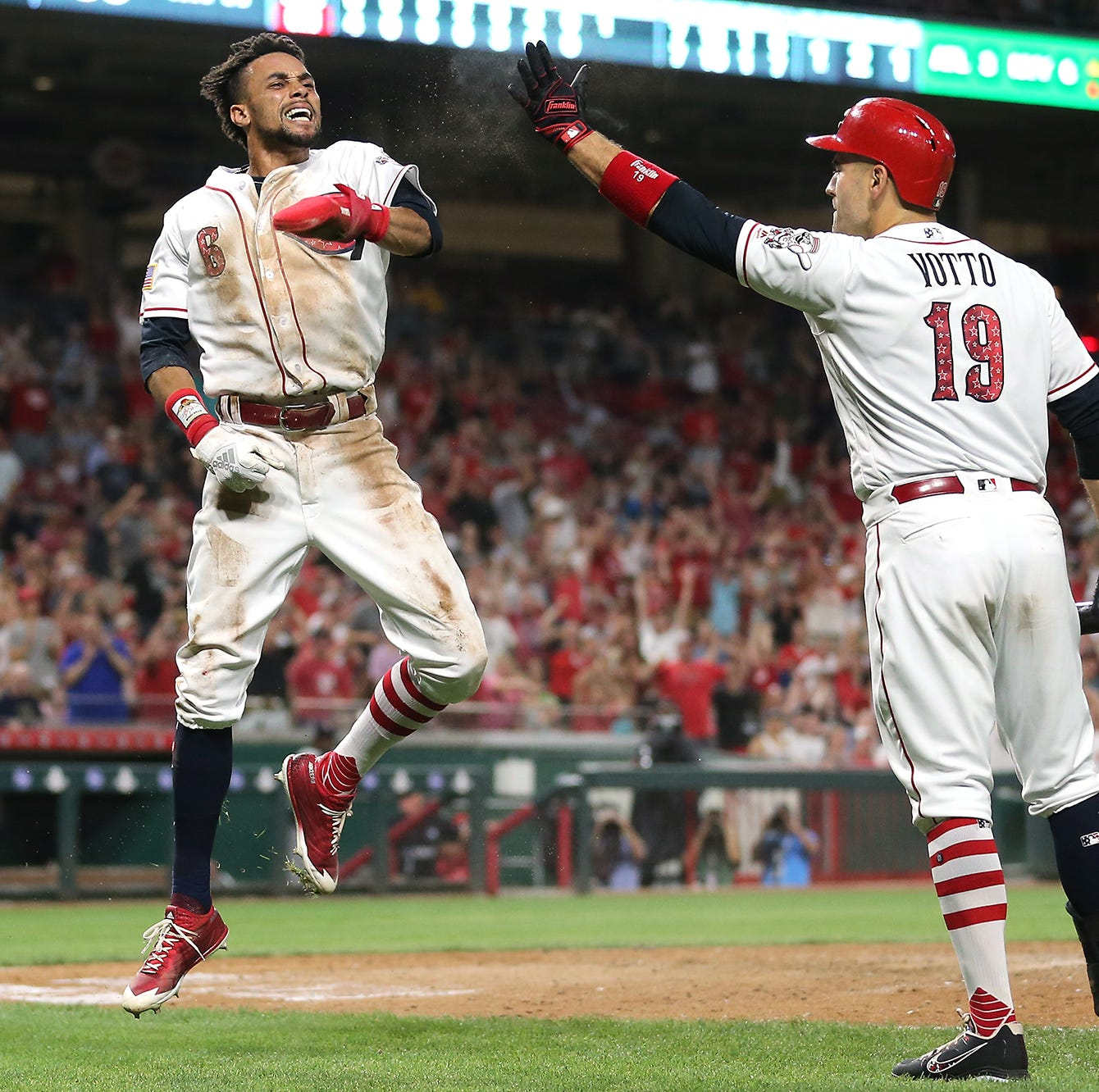 Doc: Billy Hamilton met some of his potential, but not enough