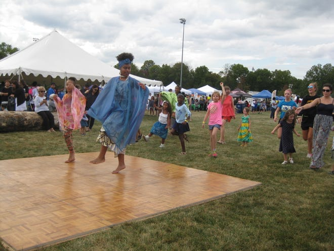 North Brunswick Heritage Day celebrates the township's diversity through dance at last year's event.