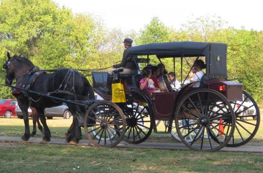 Gloria Zastko, Realtors will host free horse and buggy rides at North Brunswick Heritage Day