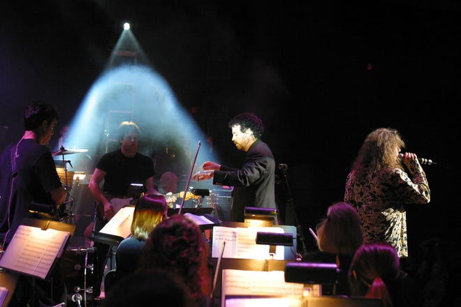 Windborne Productions, led by founder/conductor/musician Brent Havens, has been combining Zeppelin's music with an orchestra since 1996 to astonishing results.