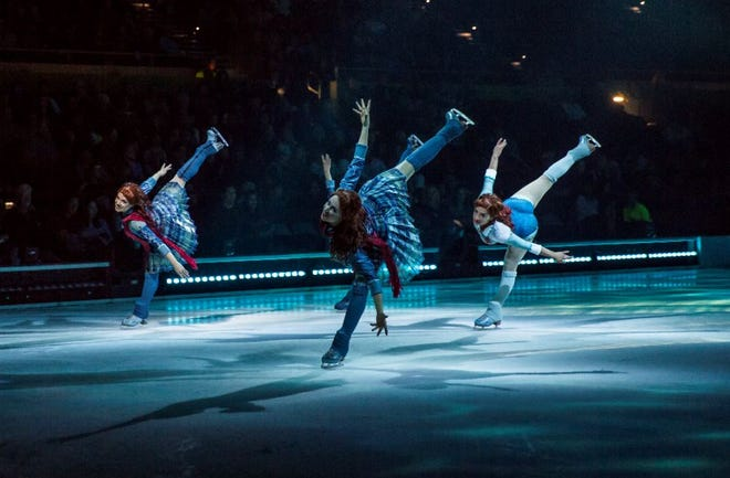 Cirque du Soleil's Crystal comes to Wells Fargo Arena for five nights from Oct. 17 to 21.