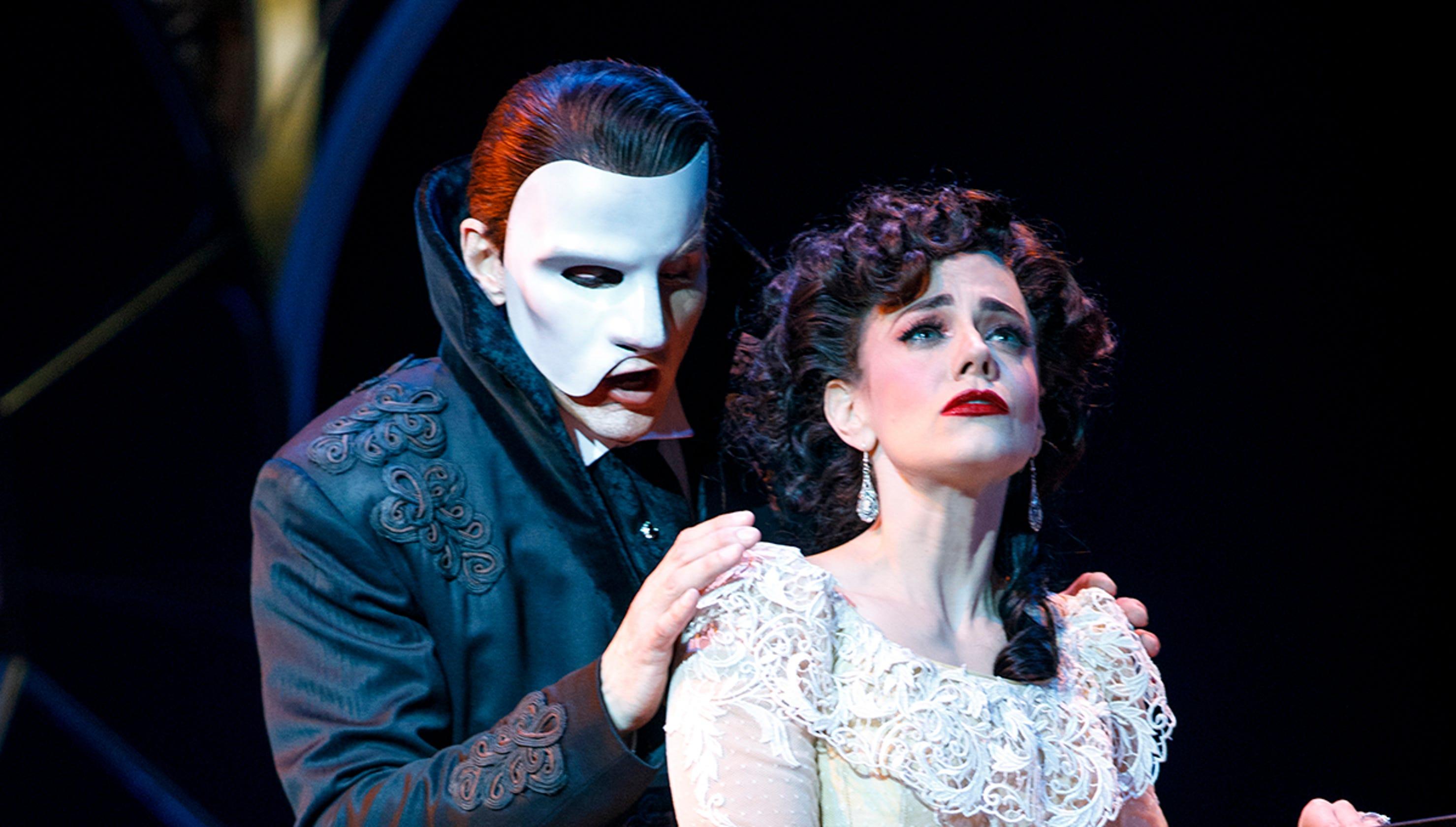 'Phantom Of The Opera' Sequel Comes To Des Moines Oct. 16-21