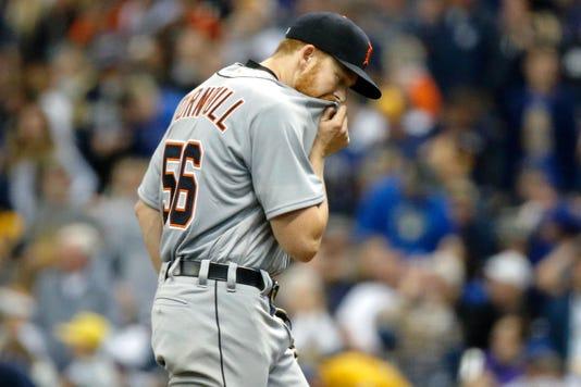 Sad Detroit Tigers, Spencer Turnbull