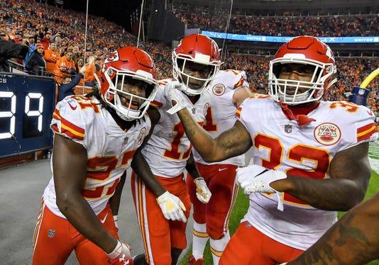 Chiefs Beat Broncos 27 23