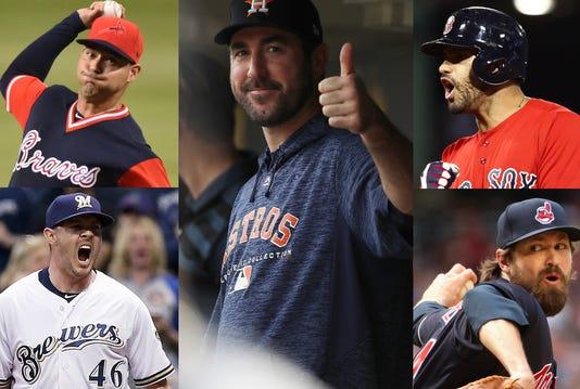 45f5e42e36630 Who s your (ex) Tiger  Nearly 20 set to participate in MLB postseason