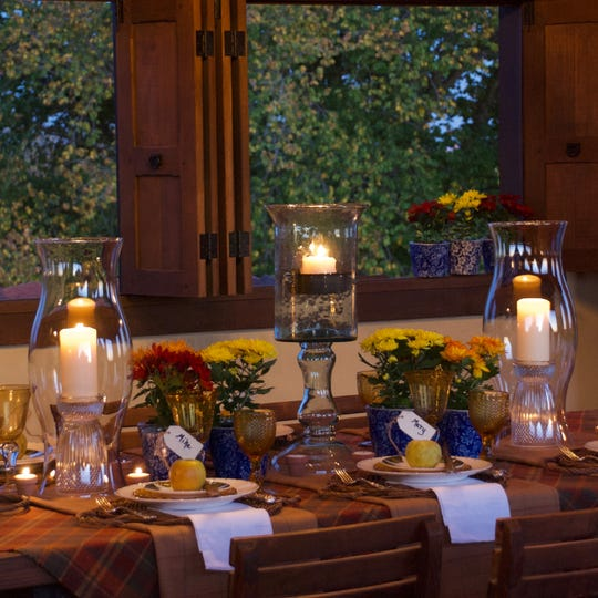 The Midwest is perfect in the fall, says Mary Carol Garrity.