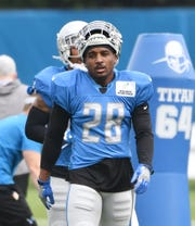 Safety Quandre Diggs