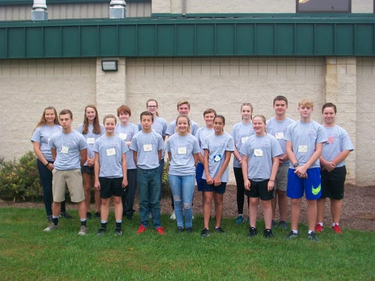 Members of Youth Leadership Sandusky County started their year by meeting on Oct. 1.