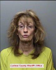 Nancy Baker has been arrested on suspicion of homicide