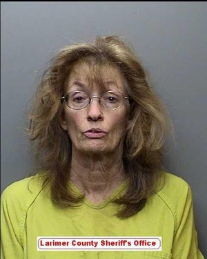 Nancy Baker has been arrested on suspicion of homicide