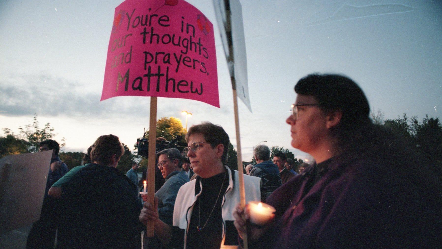 Podcast: The murder of Matthew Shepard