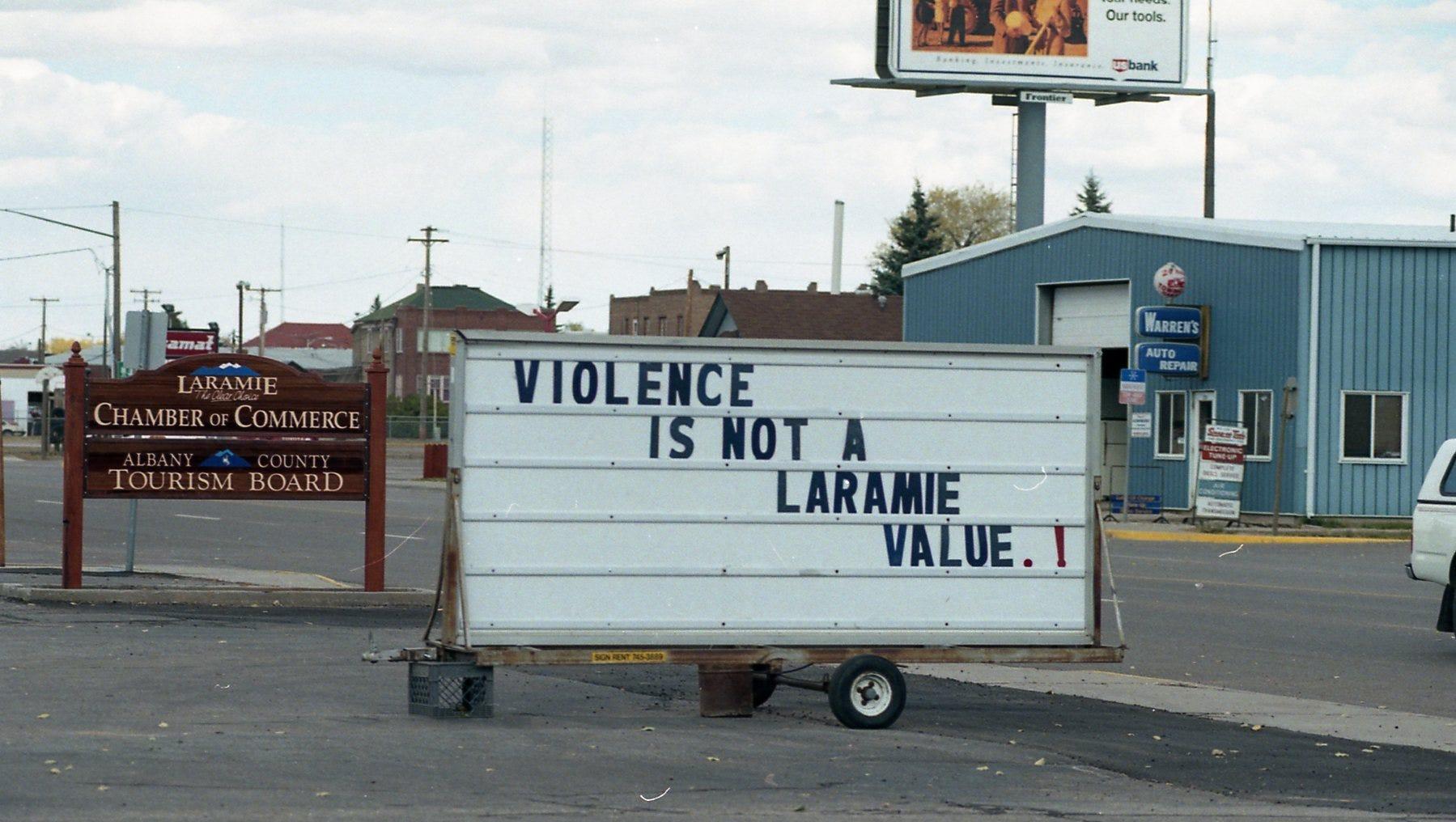 Matthew Shepard's murder: Laramie's open wound 20 years later