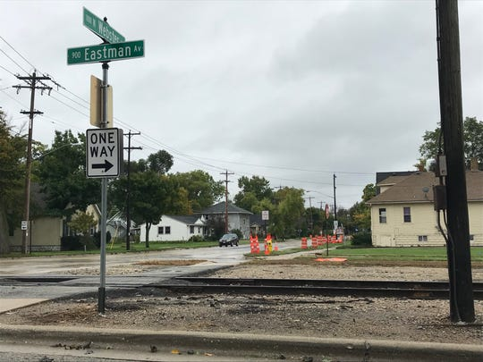 Utility work will close a short segment of Webster Avenue beginning Oct. 8. The work will continue until road construction begins in early 2019.