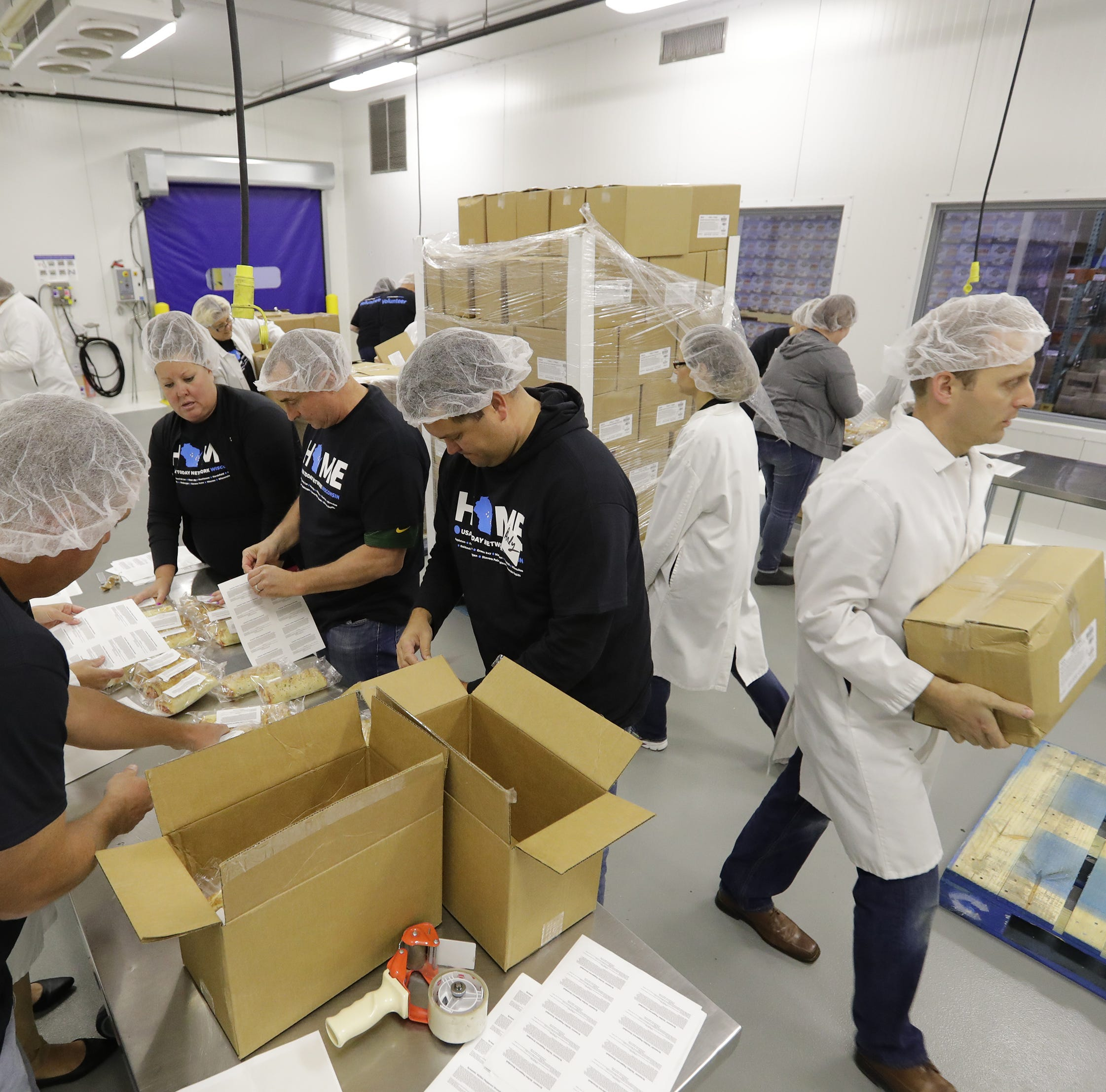 Stock the Shelves: Effort aims to raise $325,000 for community members in need by Nov. 11