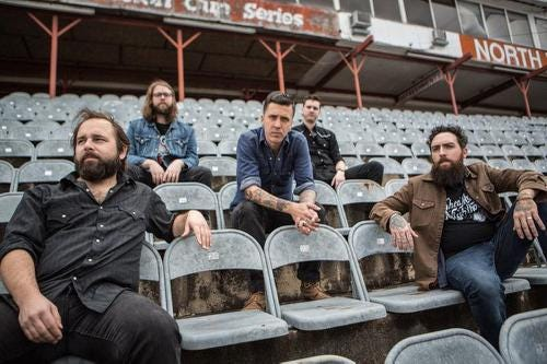 American Aquarium will perform Oct. 13 at BB&T Fall for Greenville.