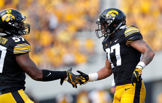 Iowa free safety Amani Hooker is the only Minnesota native on the Hawkeyes' 2018 roster. He'll have a homecoming of sorts Saturday at Minnesota.