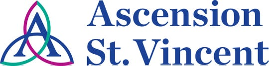 The new logo for St Vincent once it takes Ascension's name