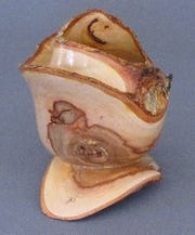 Woodturning by Dennis Fischer