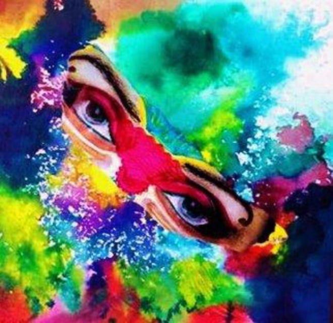 Mardi Gras by Andrew Boks