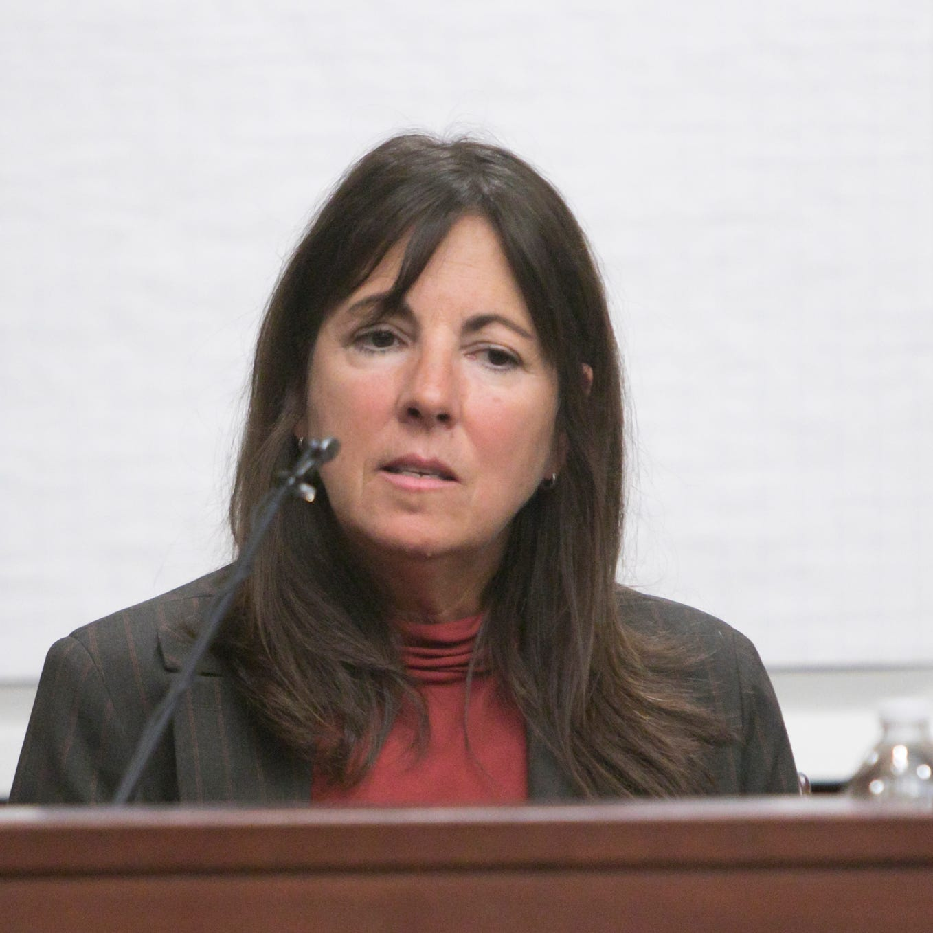 Federal judge dismisses lawsuit against Judge Theresa Brennan